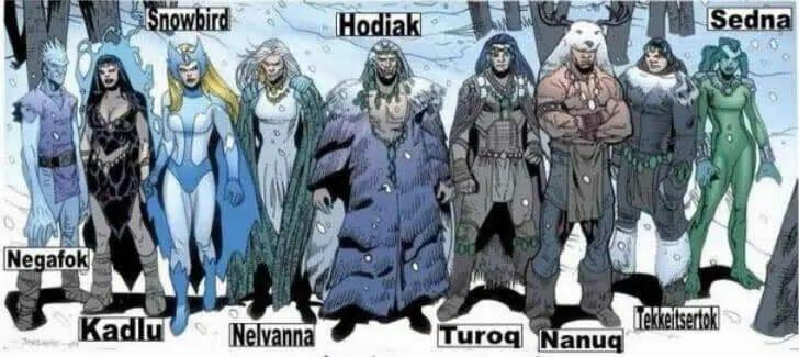 Inuit gods