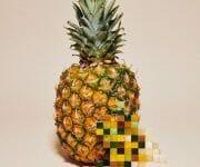 Fruit art with no photoshop