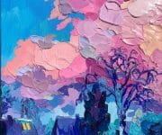 Anastasia trusova clouds and sky artwork