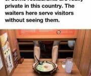 Private restaurants